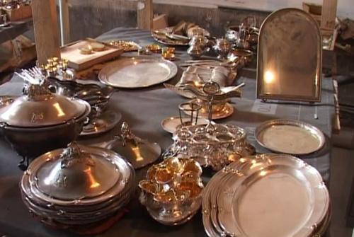 серебряный клад