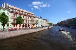 Отели Санкт Петербурга