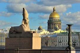 Санкт-Петербург - мистика и климат