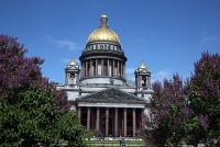 Исторические факты о городе Санкт- Петербурге