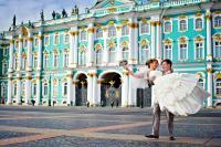 Организация интересных свадеб от свадебных агентств Питера