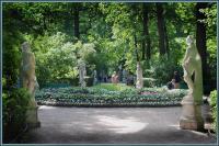 Летний сад в Питере - символ истории и искусства!