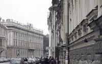 Миллионная улица в Санкт-Петербурге - воплощенная история города