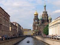 Петербург - северная столица.
