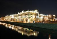 Красавец Петербург