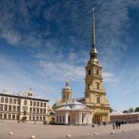 Уникальный город Санкт-Петербург