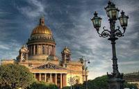 Петербург накроют сильные ливни.