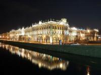 Известные места Санкт - Петербурга