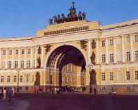 Путешествие в Петербург