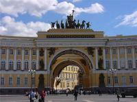 Город на Неве - Петербург.