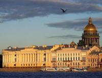 Виды экскурсий по городу Санкт-Петербург